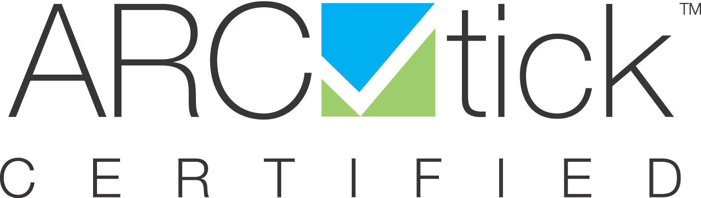 arctick certified logo
