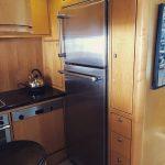 Eutectic refrigerator restored