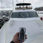 Yacht Controller installation