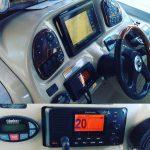 Garmin 7410 XSV and VHF 210