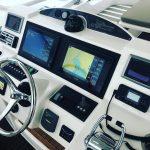 Garmin 12' screens,radar,autopilot,VHF