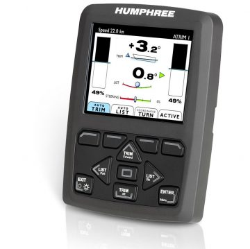 Humphree control panel