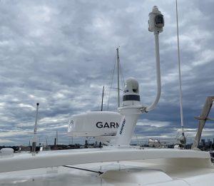 Garmin Seaview mount